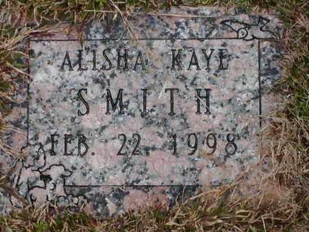 SMITH, ALISHA KAYE - Bowie County, Texas | ALISHA KAYE SMITH - Texas Gravestone Photos