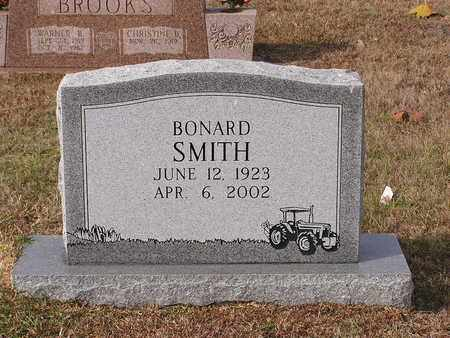 SMITH, BONARD - Bowie County, Texas | BONARD SMITH - Texas Gravestone Photos