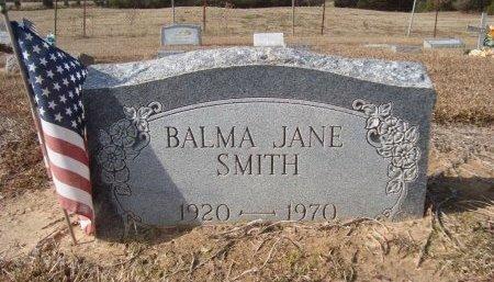 SMITH, BALMA JANE - Bowie County, Texas | BALMA JANE SMITH - Texas Gravestone Photos