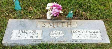 SMITH, BILLY JOE - Bowie County, Texas | BILLY JOE SMITH - Texas Gravestone Photos