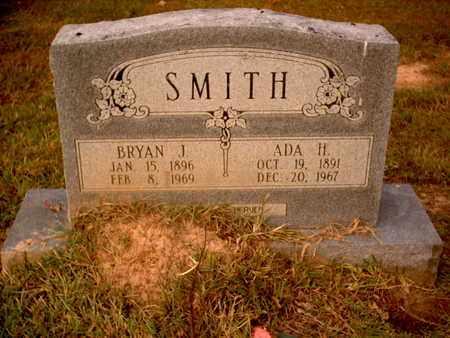 SMITH, BRYAN J - Bowie County, Texas | BRYAN J SMITH - Texas Gravestone Photos