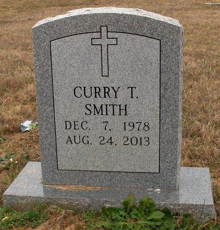SMITH, CURRY T - Bowie County, Texas | CURRY T SMITH - Texas Gravestone Photos