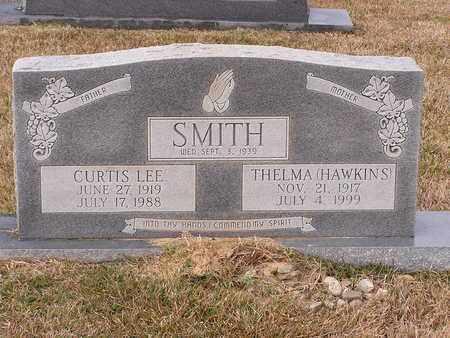 SMITH, CURTIS LEE - Bowie County, Texas | CURTIS LEE SMITH - Texas Gravestone Photos