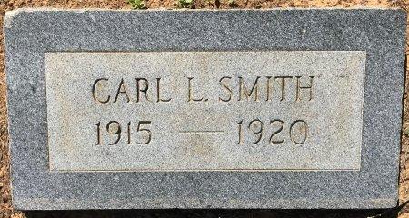SMITH, CARL L - Bowie County, Texas   CARL L SMITH - Texas Gravestone Photos