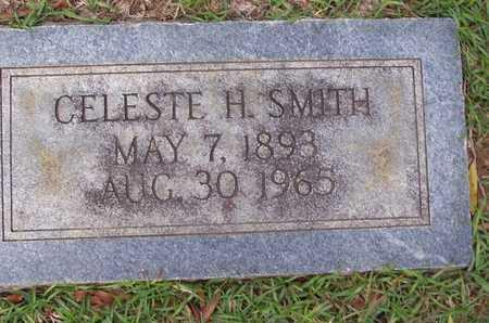 SMITH, CELESTE H - Bowie County, Texas   CELESTE H SMITH - Texas Gravestone Photos