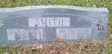 SMITH, CECIL GORDON - Bowie County, Texas | CECIL GORDON SMITH - Texas Gravestone Photos