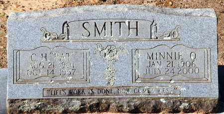 SMITH, MINNIE O - Bowie County, Texas | MINNIE O SMITH - Texas Gravestone Photos