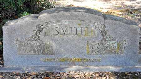 SMITH, CHARLES D - Bowie County, Texas | CHARLES D SMITH - Texas Gravestone Photos