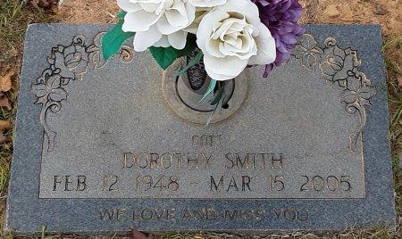 SMITH, DOROTHY  - Bowie County, Texas | DOROTHY  SMITH - Texas Gravestone Photos