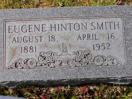 SMITH, EUGENE HINTON - Bowie County, Texas | EUGENE HINTON SMITH - Texas Gravestone Photos