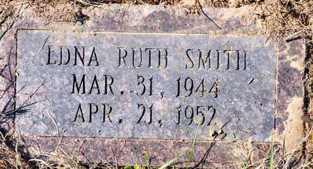 SMITH, EDNA RUTH - Bowie County, Texas | EDNA RUTH SMITH - Texas Gravestone Photos