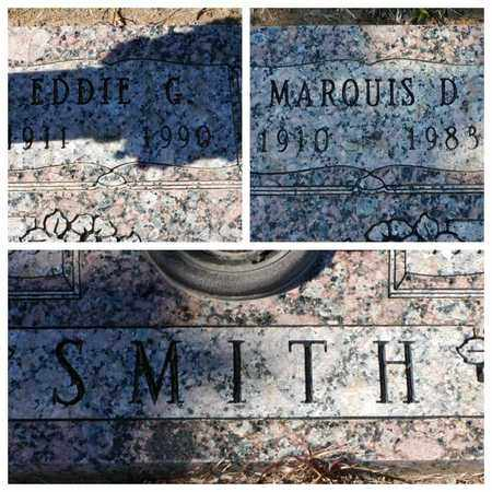 SMITH, EDDIE G - Bowie County, Texas | EDDIE G SMITH - Texas Gravestone Photos