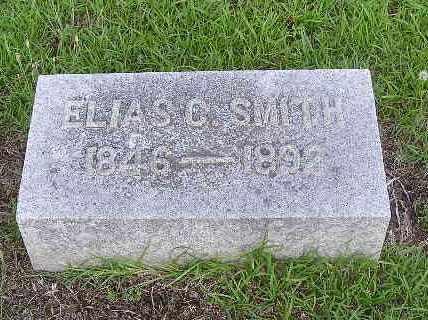 SMITH, ELIAS C - Bowie County, Texas | ELIAS C SMITH - Texas Gravestone Photos