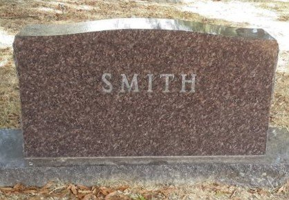 SMITH, FAMILY MARKER - Bowie County, Texas   FAMILY MARKER SMITH - Texas Gravestone Photos
