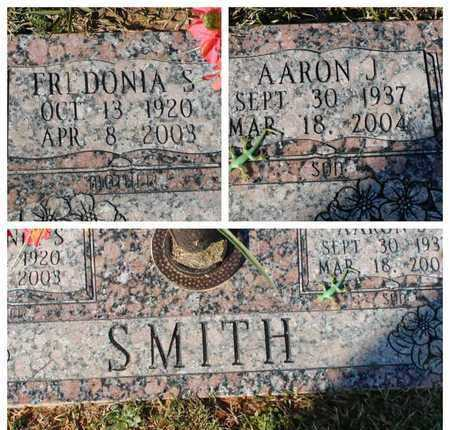 SMITH, FREDONIA S - Bowie County, Texas | FREDONIA S SMITH - Texas Gravestone Photos