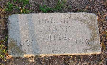 SMITH, FRANK - Bowie County, Texas | FRANK SMITH - Texas Gravestone Photos
