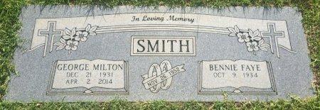 SMITH, GEORGE MILTON - Bowie County, Texas | GEORGE MILTON SMITH - Texas Gravestone Photos