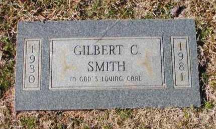 SMITH, GILBERT C - Bowie County, Texas | GILBERT C SMITH - Texas Gravestone Photos