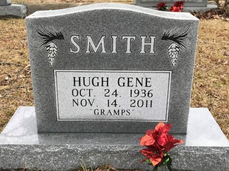 SMITH, HUGH GENE - Bowie County, Texas | HUGH GENE SMITH - Texas Gravestone Photos
