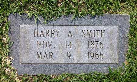 SMITH, HARRY A - Bowie County, Texas | HARRY A SMITH - Texas Gravestone Photos