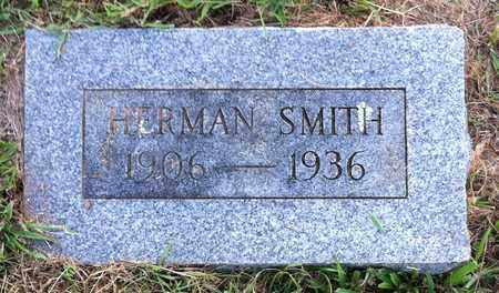 SMITH, HERMAN - Bowie County, Texas | HERMAN SMITH - Texas Gravestone Photos