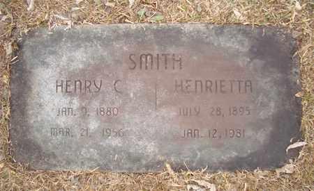 SMITH, HENRIETTA - Bowie County, Texas | HENRIETTA SMITH - Texas Gravestone Photos