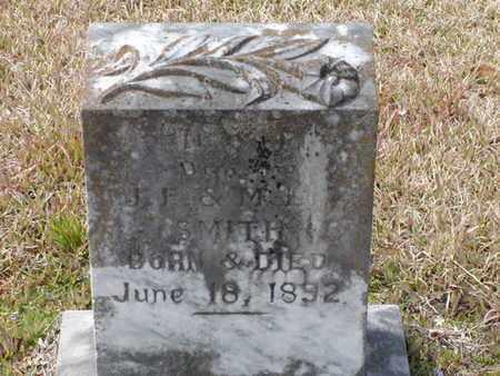 SMITH, INFANT - Bowie County, Texas   INFANT SMITH - Texas Gravestone Photos