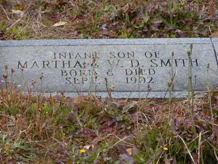 SMITH, INFANT - Bowie County, Texas | INFANT SMITH - Texas Gravestone Photos