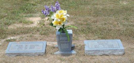 SMITH, JESSE W. - Bowie County, Texas | JESSE W. SMITH - Texas Gravestone Photos