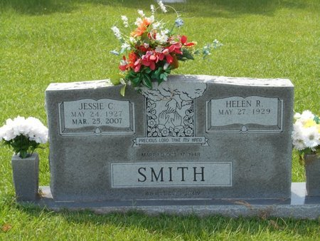 SMITH, JESSIE C - Bowie County, Texas | JESSIE C SMITH - Texas Gravestone Photos