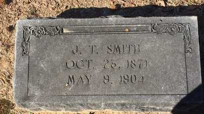 SMITH, J. T. - Bowie County, Texas | J. T. SMITH - Texas Gravestone Photos