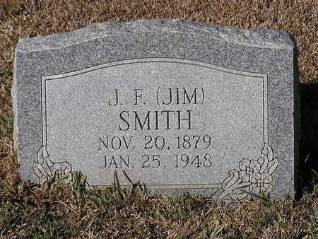 """SMITH, J F """"JIM"""" - Bowie County, Texas   J F """"JIM"""" SMITH - Texas Gravestone Photos"""