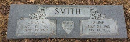 SMITH, ALINE - Bowie County, Texas | ALINE SMITH - Texas Gravestone Photos