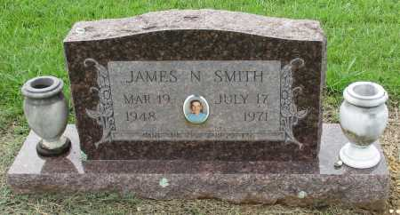 SMITH, JAMES N - Bowie County, Texas | JAMES N SMITH - Texas Gravestone Photos