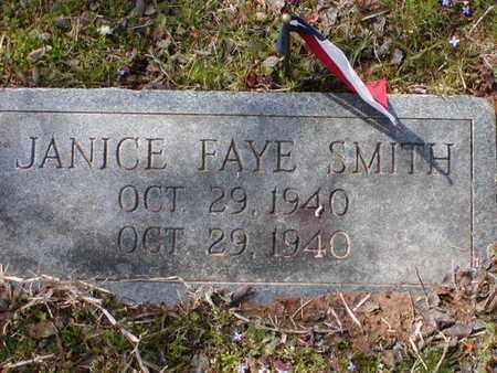 SMITH, JANICE FAYE - Bowie County, Texas | JANICE FAYE SMITH - Texas Gravestone Photos