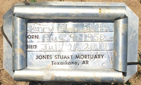 SMITH, JERRY GLEN (FHM) - Bowie County, Texas | JERRY GLEN (FHM) SMITH - Texas Gravestone Photos