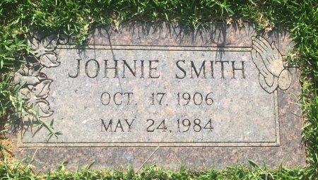 SMITH, JOHNIE  - Bowie County, Texas | JOHNIE  SMITH - Texas Gravestone Photos