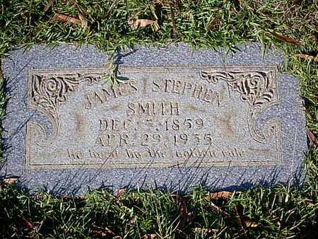 SMITH, JAMES STEPHEN - Bowie County, Texas | JAMES STEPHEN SMITH - Texas Gravestone Photos