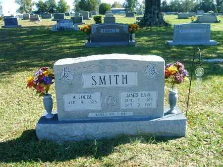 SMITH, JAMES EARL - Bowie County, Texas   JAMES EARL SMITH - Texas Gravestone Photos