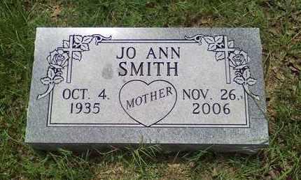 SMITH, JO ANN - Bowie County, Texas | JO ANN SMITH - Texas Gravestone Photos