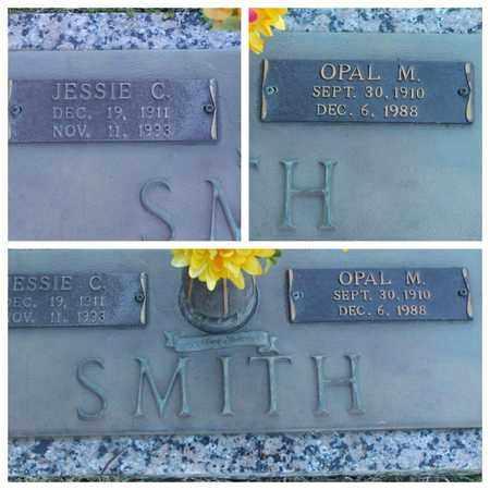 SMITH, JESSIE C - Bowie County, Texas | JESSIE C SMITH - Texas Gravestone Photos