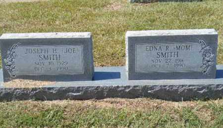 SMITH, EDNA R - Bowie County, Texas | EDNA R SMITH - Texas Gravestone Photos
