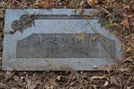SMITH, JANE N - Bowie County, Texas | JANE N SMITH - Texas Gravestone Photos