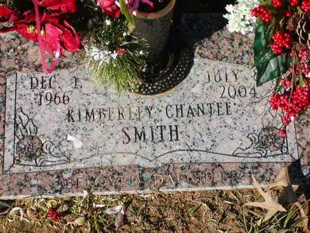 SMITH, KIMBERLEY CHANTEE - Bowie County, Texas | KIMBERLEY CHANTEE SMITH - Texas Gravestone Photos