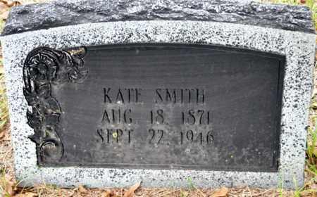 SMITH, KATE - Bowie County, Texas   KATE SMITH - Texas Gravestone Photos