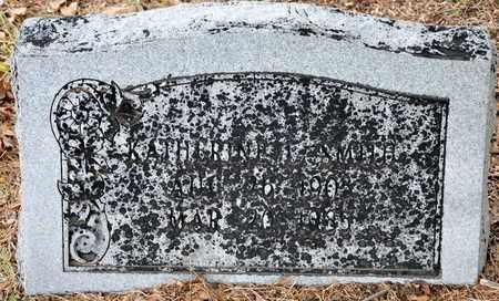 SMITH, KATHERINE - Bowie County, Texas | KATHERINE SMITH - Texas Gravestone Photos