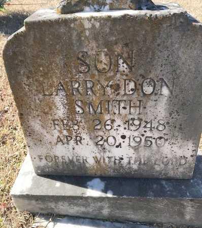 SMITH, LARRY DON - Bowie County, Texas | LARRY DON SMITH - Texas Gravestone Photos