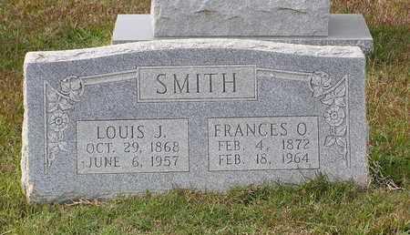 SMITH, LOUIS J - Bowie County, Texas | LOUIS J SMITH - Texas Gravestone Photos