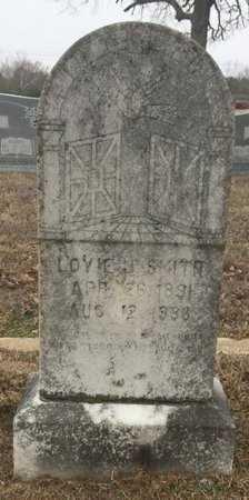 SMITH, LOVIE J. - Bowie County, Texas | LOVIE J. SMITH - Texas Gravestone Photos