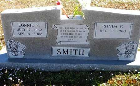 SMITH, LONNIE P. - Bowie County, Texas | LONNIE P. SMITH - Texas Gravestone Photos
